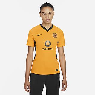 Primera equipación Stadium Kaizer Chiefs FC 2021/22 Camiseta de fútbol Nike Dri-FIT - Mujer