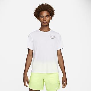Nike Dri-FIT Miler NYC Men's Short-Sleeve Running Top