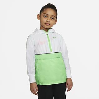 Nike 幼童半长拉链开襟上衣