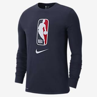 Team 31 Nike Dri-FIT Men's Long-Sleeve NBA T-Shirt