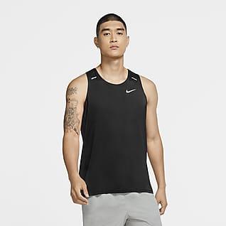 Nike Aeroswift Multicolore laufoberteil Running Shirt Débardeur Sans manche-Taille Maq5247-315