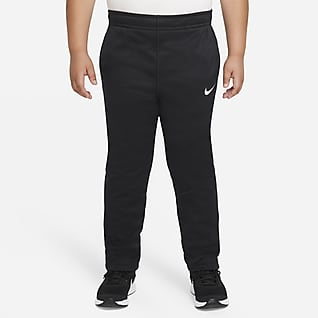 Nike Therma-FIT Big Kids' (Boys') Open-Hem Training Pants (Extended Size)