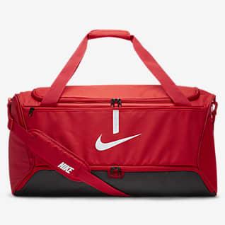 Nike Academy Team Футбольная сумка-дафл (большой размер)