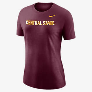 Nike College (Central State) Playera para mujer