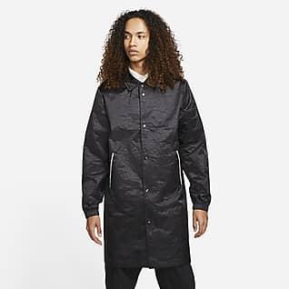 Nike Sportswear Style Essentials Chamarra de entrenador larga para hombre