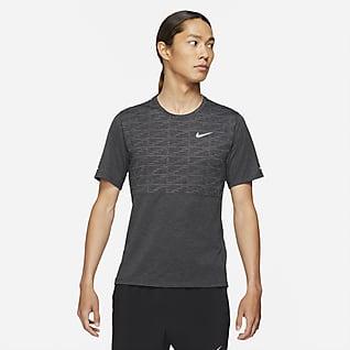 Nike Dri-FIT Run Division Miler เสื้อวิ่งแขนสั้นผู้ชาย