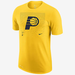 Indiana Pacers Logo Grid Men's Nike Dri-FIT NBA T-Shirt