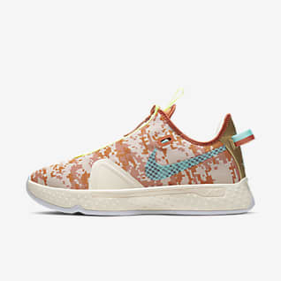PG 4 'Digi-Camo' GE Basketball Shoe