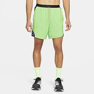 Nike Flex Stride Wild Run Shorts da running con slip foderati - Uomo