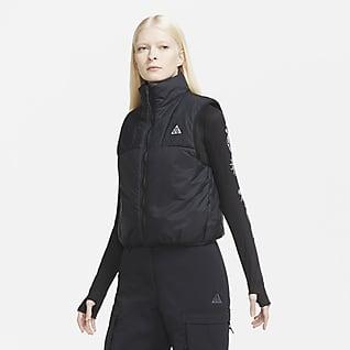 Nike ACG 'Rope De Dope' Opvouwbare bodywarmer met isolatie voor dames