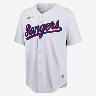 MLB Texas Rangers (Nolan Ryan) Men's Cooperstown Baseball Jersey