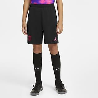 Четвертый комплект формы ФК «Пари Сен-Жермен» Stadium Футбольные шорты для школьников