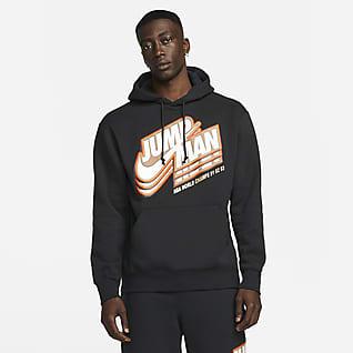 Jordan Jumpman Pullover-hættetrøje i fleece til mænd