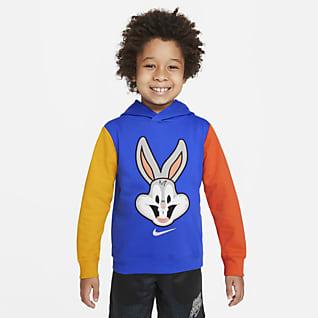 Nike Dri-FIT 幼童套头连帽衫
