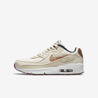 Nike Air Max 90 SE Big Kids' Shoe