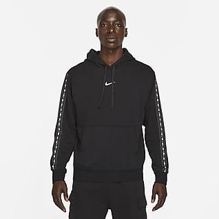 Nike Sportswear Sudadera con gorro sin cierre de tejido Fleece para hombre