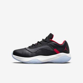 Air Jordan 11 CMFT Low Buty dla dużych dzieci