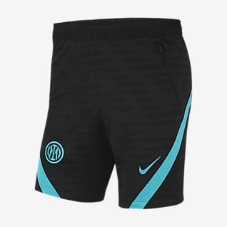 Inter Milan Strike Fotbollsshorts Nike Dri-FIT för män