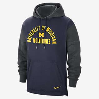 Nike College (Michigan) Men's Hoodie