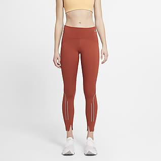 Nike Speed Mallas de running mate de 7/8 de largo para mujer