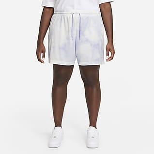 Nike Sportswear Icon Clash Damesshorts (grote maten)