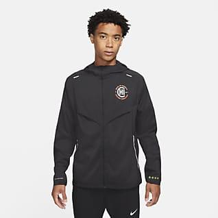 Nike Repel UV Windrunner Chicago Men's Running Jacket