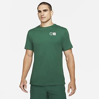 NikeCourt Dri-FIT Tennis-t-shirt för män