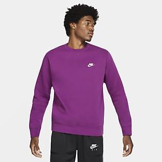 Nike Sportswear Club Fleece Rundhalsshirt