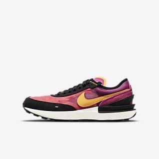 Nike Waffle One Genç Çocuk Ayakkabısı