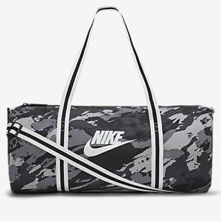 Nike Heritage 印花行李袋