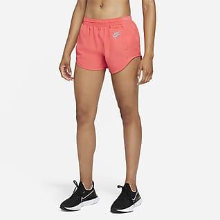 Nike Air Dri-FIT 女款帶襯跑步短褲