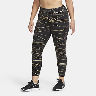 Nike Icon Clash Fast Women's Running Leggings (Plus size)