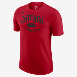 Chicago Bulls Heritage Men's Nike Dri-FIT NBA T-Shirt