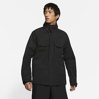 ナイキ スポーツウェア メンズ フーデッド M65 ジャケット