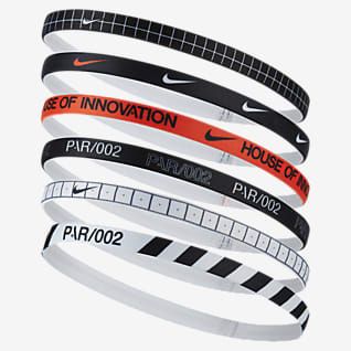 Nike House of Innovation (Paris) Stirnbänder mit Print (6er-Pack)