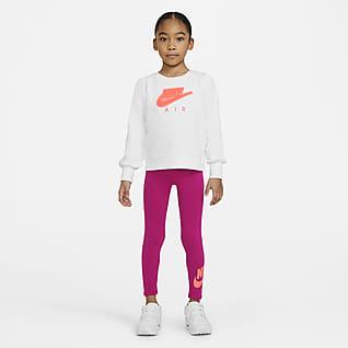 Nike Air Little Kids' Crew and Leggings Set