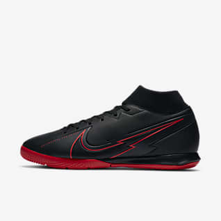 Nike Mercurial Superfly 7 Academy IC Indoor/Court Football Shoe