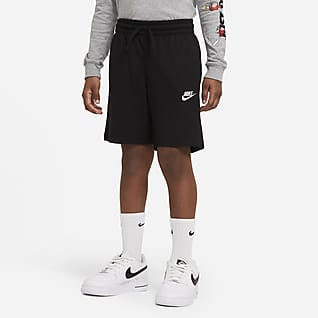 Nike Sportswear Big Kids' (Boys') Jersey Shorts
