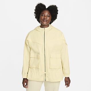 Nike Sportswear Icon Clash Женская куртка (большие размеры)