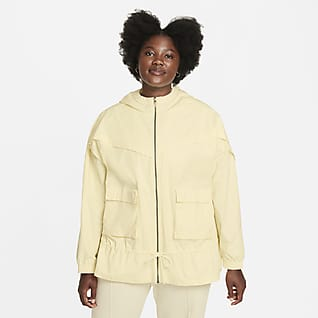 Nike Sportswear Icon Clash Giacca (Plus size) - Donna