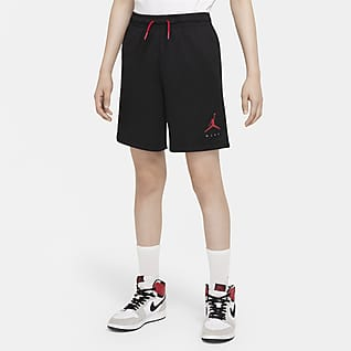 Jordan Shorts de malla para niño talla grande
