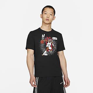Kyrie Logo 男子篮球T恤
