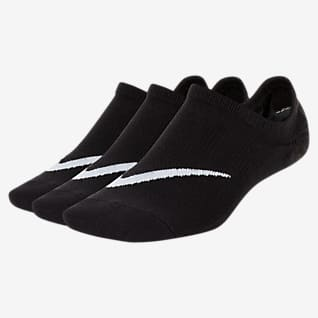 Nike Everyday Socquettes ouvertes Lightweight pour Enfant (3 paires)
