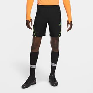Nike Dri-FIT Mercurial Strike Vävda fotbollsshorts för män