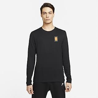 Nike F.C. Men's Soccer Long-Sleeve T-Shirt