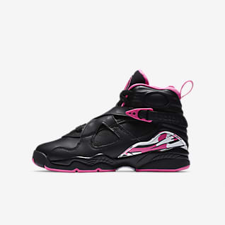 Air Jordan 8 Retro Older Kids' Shoe