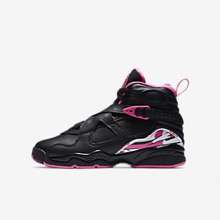 Air Jordan 8 Retro Schuh für ältere Kinder