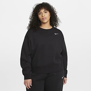 Nike Sportswear Essential Женский свитшот (большие размеры)