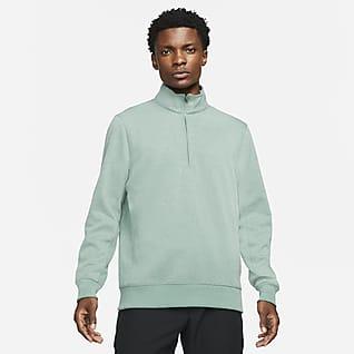 Nike Dri-FIT Player Pánské golfové tričko s polovičním zipem