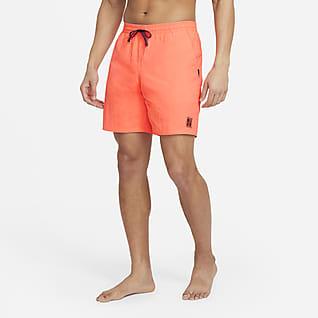 Nike Essential Shorts de baño de 18 cm para hombre